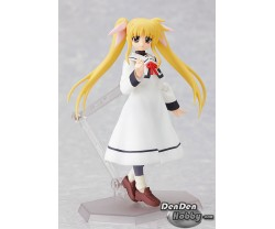 [IN STOCK] Figma Magical Girl Lyrical Nanoha A's Fate Testarossa School Uniform Version