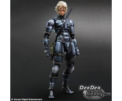 [IN STOCK] Play Arts Kai Metal Gear Solid 2 Sons of Liberty Raiden