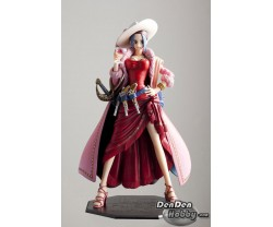 [IN STOCK] DPCF ONE PIECE Series Part 7 Nefertari Vivi Pirates Version 1/7