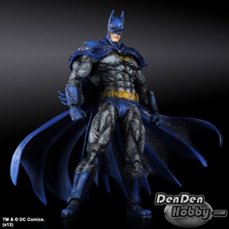 [PRE-ORDER] Play Arts Kai Batman Arkham City Batman TM 1970s Bat Suit Skin