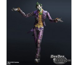 [PRE-ORDER] Play Arts Kai Batman Arkham City Joker