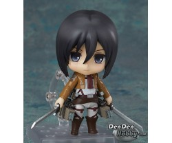 [IN STOCK] Nendoroid Attack on Titan Mikasa Ackerman
