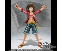 [PRE-ORDER] Bandai Figuarts Zero One Piece Sailing Again Monkey D. Luffy Special Color Edition