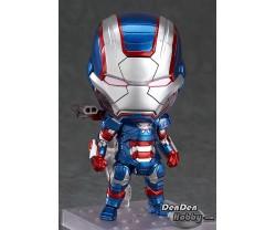 [PRE-ORDER] Nendoroid Iron Man 3 Iron Patriot Hero's Edition