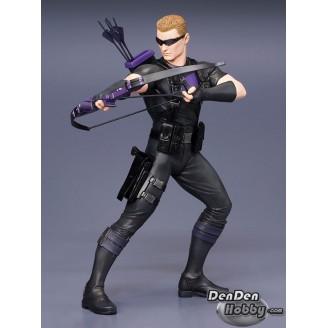 [IN STOCK] ARTFX+ Avengers Hawkeye MARVEL NOW! 1/10 PVC Figure