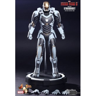 [IN STOCK] Movie Masterpiece Iron Man 3 Mark XXXIX Starboost