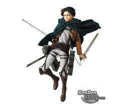 [PRE-ORDER] Real Action Heroes 662 Attack on Titan Levi 1/6 Figure