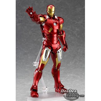 [IN STOCK] figma The Avengers Iron Man Mark VII