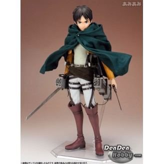 [PRE-ORDER] Real Action Heroes RAH668 Attack on Titan Eren Yeager 1/6 Actiion Figure