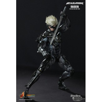 [IN STOCK] The Metal Gear Rising Revengeance RAIDEN 1/6 Action Figure
