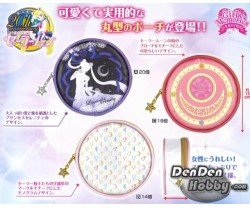 [IN STOCK] Bishoujo Senshi Sailor Moon Pouch Coin Bag Set of 3