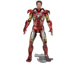 [IN STOCK] The Avengers Iron Man Mark VII Battle Damaged Version
