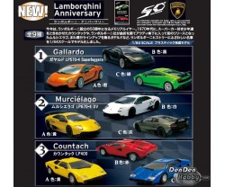 [IN STOCK] New Lamborghini Anniversary Set of 9