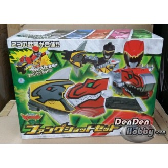 [IN STOCK] Jyuden Sentai Kyoryuger Fang Shot Set