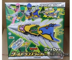 [IN STOCK] Jyuden Sentai kyoryuger Shield Lance Rusher Set