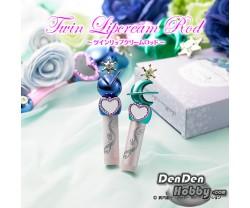 [IN STOCK] Sailor Moon Miracle Romance Sailor Uranus & Sailor Neptune Twin Lip Cream Rod