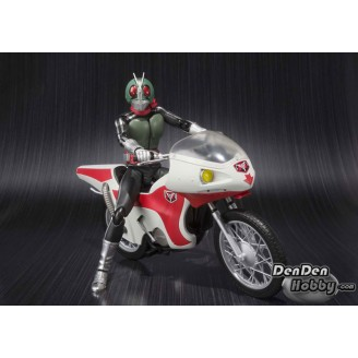 [IN STOCK] S.H.Figuarts Kamen Rider New 1st & New Cyclone Set