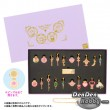 [IN STOCK] Sailor Moon Pins and Charm Full Moon Set