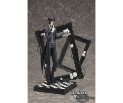 [IN STOCK] ARTFX J Black Butler Book of Circus Sebastian Michaelis 1/8 PVC Figure