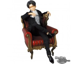 [PRE-ORDER] Real Action Heroes 697 Attack on Titan Levi Suits Ver 1/6 Figure