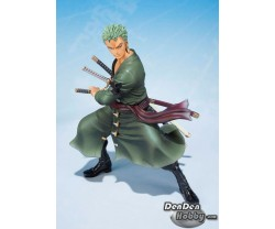 [IN STOCK] Figuarts Zero Roronoa Zoro 5th Anniversary Edition PVC Figure