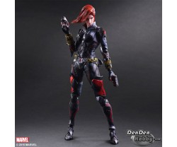[IN STOCK] Marvel Universe Variant Play Arts Kai Black Widow