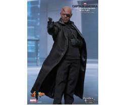 [IN STOCK] CAPTAIN AMERICA THE WINTER SOLDIER NICK FURY Figure