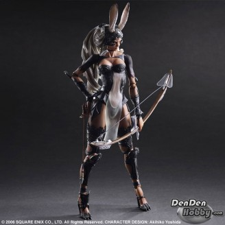 [IN STOCK] Final Fantasy XII Play Arts Kai Fran Action Figure