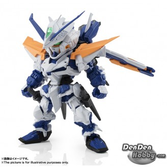 [IN STOCK] Nxedge Style [MS UNIT] Gundam Astray Blue Frame Second L  Action Figure