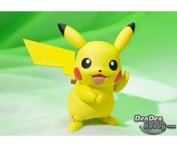 [IN STOCK] S.H.Figuarts Pokemon Pikachu