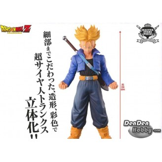 [IN STOCK] DRAGON BALL Z  MASTER STAR PIECES THE SUPER SAIYAN TRUNKS