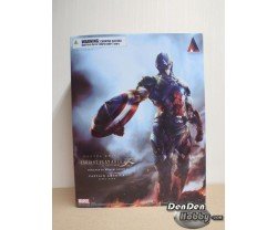 [PRE-ORDER] Marvel Universe Variant Play Arts Kai Captain America