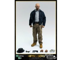 [IN STOCK] Breaking Bad Heisenberg 1/6 Collectible Figure