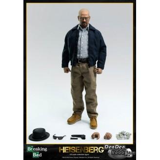[IN STOCK] Breaking Bad Heisenberg 1/6 Collectible Figure