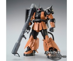 [PRE-ORDER] Gundam MG 1/100 MS-06R-2 Zaku II Gabby Hazard's Custom Model Kit