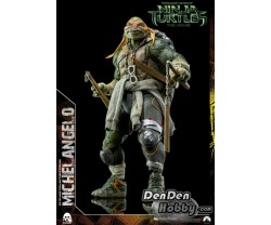 [IN STOCK] Teenage Mutant Ninja Turtles TMNT Michelangelo 1/6 Collectible Figure