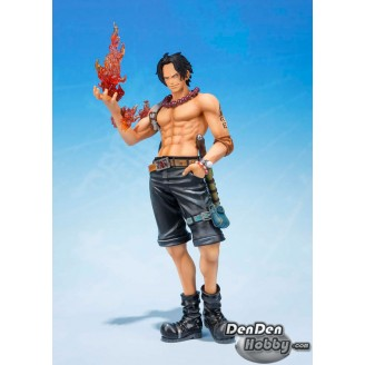 [IN STOCK] Figuarts Zero One Piece Portgas D Ace 5th Anniversary Edition