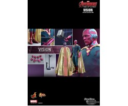 [IN STOCK] MMS296 Avengers 2 Age of Ultron Vision 1/6 Action Figure