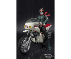 [IN STOCK] S.H.Figuarts Kamen Rider Old 2nd & Cyclone (Remodeling Ver.) Set