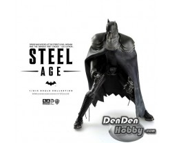 [IN STOCK] DC STEEL AGE  1/6th Scale Collectible Series THE BATMAN – NIGHT