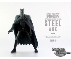[IN STOCK] DC STEEL AGE  1/6th Scale Collectible Series THE BATMAN – DAY