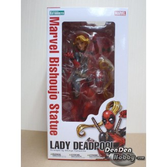 [IN STOCK] Marvel Universe Marvel Bishoujo Lady Deadpool PVC Figure