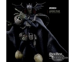 [IN STOCK] 2000AD JUDGE FEAR 1/12th Scale Collectible Series Figure
