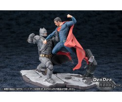 [PRE-ORDER] ARTFX+ Superman + Batman Dawn of Justice Set of 2