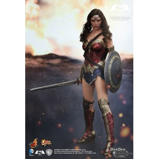 [IN STOCK] MMS359 Batman v Superman: Dawn of Justice Wonder Woman 1/6th scale Collectible Figure