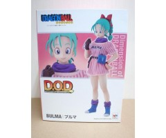 [IN STOCK] Dimension of DRAGONBALL Bulma PVC Figure