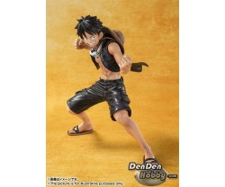 [IN STOCK] Figuarts Zero Monkey D. Luffy -One Piece Film Gold Ver.-