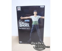 [IN STOCK] ONE PIECE  DRAMATIC SHOWCASE 7TH SEASON VOL.1 Roronoa Zoro