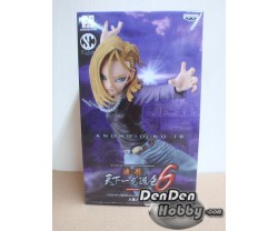 [IN STOCK] Dragonball Scultures BIG 6 Vol. 3 Android 18 Figure
