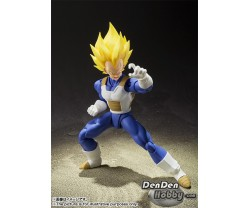 [IN STOCK] Bandai S.H.Figuarts Dragonball Super Saiyan Vegeta Figure
